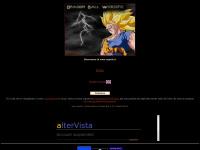Dragon Ball by Vegeth.it - Dragonball Z GT AF Website