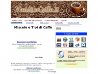 venditacaffe.it caffe miscele chicchi cialde