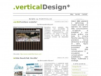 verticaldesign.it grafica design coordinata identity