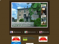Farinella - Bed and Breakfast - Viterbo (Italy)