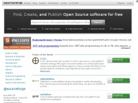 sourceforge.net powered project software