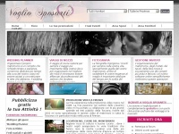 vogliosposarti.it matrimonio nozze wedding planner matrimoni sposa abiti