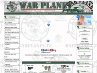 WarPlanet il pianeta del SOFTAIR