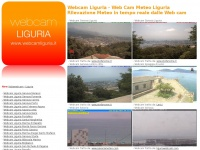 Webcam liguria - Webcam Meteo liguria Web cam in diretta Regione Liguria Webcam