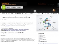 Websight » Web marketing e nuove tendenze
