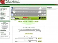 websolutions.it domini registrazione dominio email trasferimento