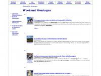 Vacanze - Weekend Montagna