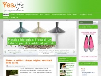yeslife.it rinnovabili green sostenibile elettriche naturali rimedi