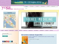 Yogajournal.it - Yoga Journal quotidiano online del mondo di yoga