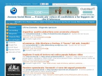 zazoom.it news social aggregatore condividi bookmarking