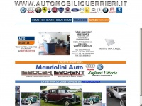 WWW.AUTOMOBILIGUERRIERI.IT