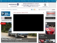 quattroruote.it commenti video leggi news