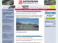 Autostrade Meridionali SpA - HOME