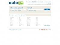 autoxy.it auto usate nuove fiat audi opel peugeot bmw ford