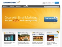 constantcontact.com try started