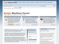 simplemachines.org software board language