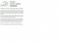 Icra.org - ICRA™ | Family Online Safety Institute