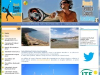Beach Tennis Coach Academy, Tornei,tabelloni,classifiche ITF, calendario