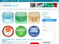 Wikibeach.it | Tutto sul Beach Tennis