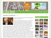 ilikebike.org ciclisti salvaiciclisti bicicletta bici ciclabile