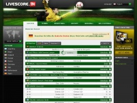 livescore.in livescores livescore football tennis handball