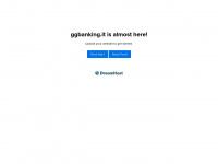 Green Globe Banking - Benvenuto