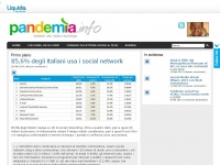 pandemia.info google come social app internet media