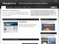themezee.com themes wordpress premium support