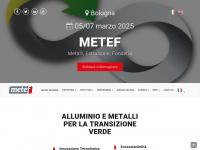 metef.com alluminio superficiali
