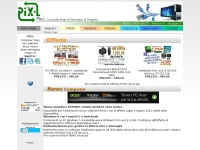 PIX - L computer shop vendita e assistenza computer Alcamo - Castellammare del Golfo