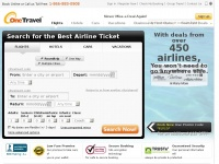 onetravel.com flights cheap airlines book tickets airfare airways