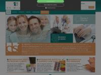 DS Medica | Software e tecnologie medicali | Integratori dietetici