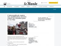 lemonde.fr francais societe