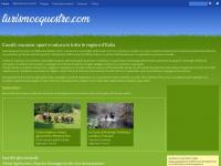 turismoequestre.com ippico equitazione cavalli cavallo trekking passeggiate