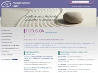 counsellingcncp.org cncp counselling counsellor coordinamento professionisti