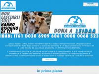 leida.info canile montichiari