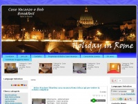Case vacanze e bed breakfast a Roma economici holiday in rome rental rooms apartments special price