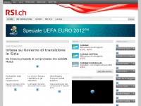 rsi.ch informazione prima pagina rassegna