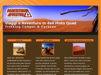 dimensioneavventura.org viaggi fuoristrada quad