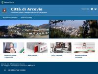 Comune di Arcevia, benvenuti nel sito ufficiale