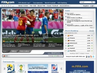 fifa.com soccer results statistics football fixtures