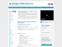 Internet Chiama Italia - Roma 9 Novembre 2011 Sala di Piazza Montecitorio 123/A