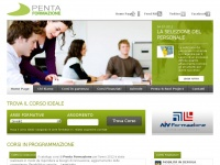 Home - Penta Formazione - Portale della Formazione, del lavoro e dell'Innovazione.
