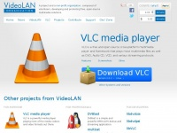 videolan.org solutions multimedia