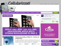 cellularizzati.net samsung galaxy blackberry htc cellulari nokia