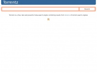 Torrentz.eu - Torrent Search Engine