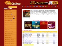 firecasinos.com listings canadian