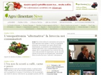 AgroalimentareNews.com - Quotidiano online d'informazione agricola ed agroalimentare