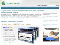 forexinlinea.it opzioni binarie trading analisi broker