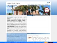 serramentiitalia.it scale alluminio acciaio